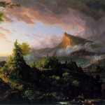 Thomas Cole: The Course of Empire: The Savage State 1836